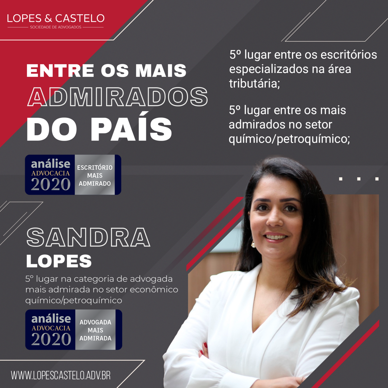 Lopes & Castelo – Entre os mais admirados do país