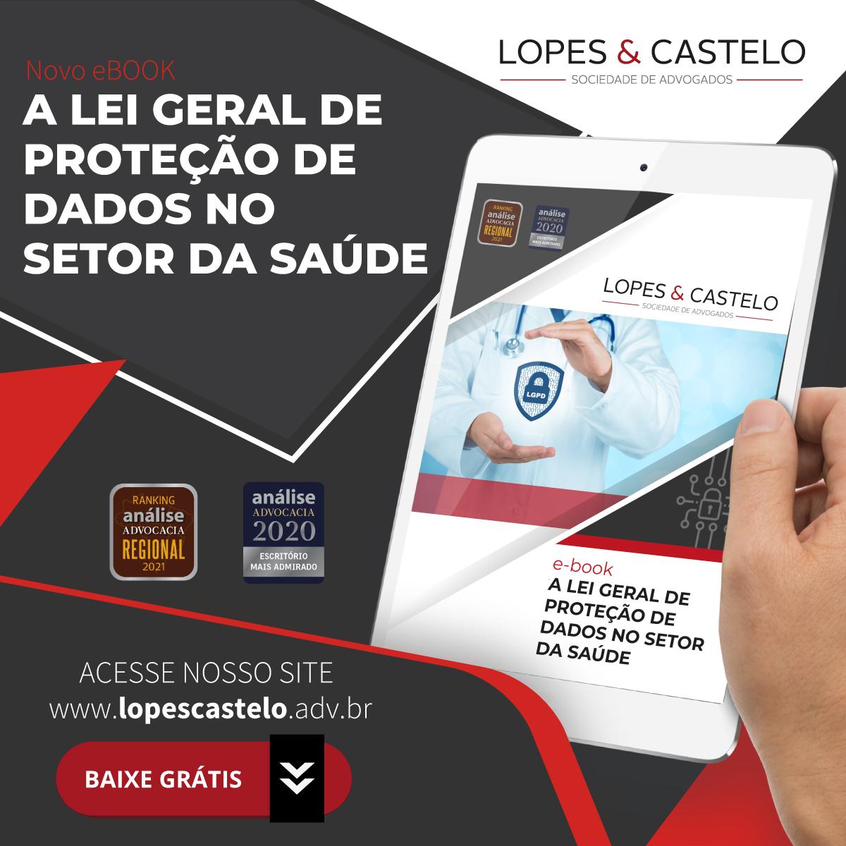 A Lei Geral de Proteção de Dados no setor da Saúde